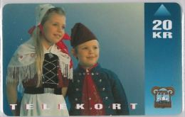 PHONE CARD FAER OER (E11.2.3 - Faroe Islands