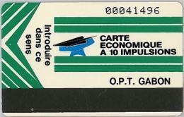 PHONE CARD GABON (E11.3.6 - Gabon