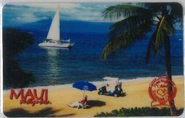 PREPAID PHONE CARD USA/HAWAII (E11.7.7 - Hawaii