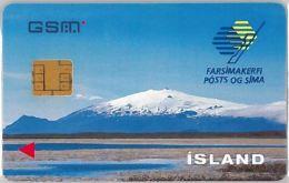 GSM ISLANDA - ICELAND (E11.8.8 - Islande