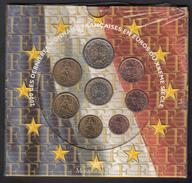FRANCE  EURO SET 2000 BU SEALED - Frankrijk