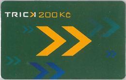 PHONE CARD CECHIA (E11.10.8 - Czech Republic