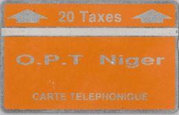PHONE CARD NIGER (E11.12.4 - Niger