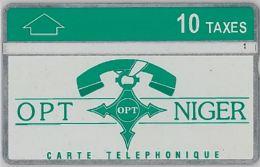 PHONE CARD NIGER (E11.12.5 - Niger