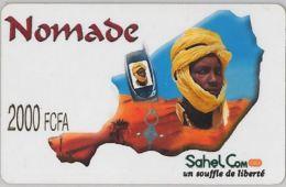 PREPAID PHONE CARD NIGER (E11.12.7 - Niger