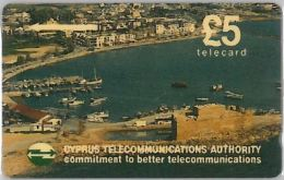 PHONE CARD CIPRO (E11.13.6 - Cyprus