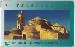 PHONE CARD CIPRO (E11.13.8 - Cyprus