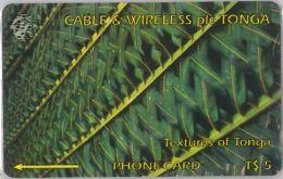 PHONE CARD TONGA (E11.14.6 - Tonga