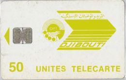 PHONE CARD DJIBOUTI (E11.16.3 - Djibouti