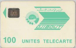 PHONE CARD DJIBOUTI (E11.16.4 - Djibouti