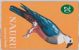 PHONE CARD NAURU (E11.19.3 - Nauru