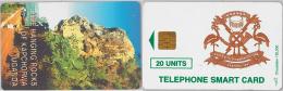 PHONE CARD UGANDA (E11.20.3 - Uganda