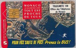 PHONE CARD MONACO (E11.20.5 - Monaco