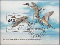 YEMEN 1991 Nº HB-1 USADO - Yemen