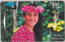 PHONE CARD COOK ISLAND (E11.21.8 - Cook Islands