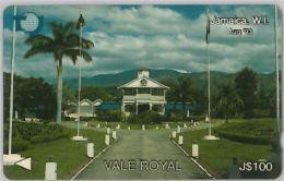 PHONE CARD JAMAICA (E11.22.4 - Jamaica