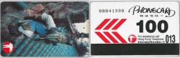 PHONE CARD HONG KONG (E11.23.4 - Hong Kong