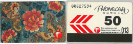 PHONE CARD HONG KONG (E11.23.6 - Hong Kong