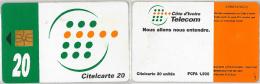 PHONE CARD COSTA D'AVORIO (E11.23.8 - Côte D'Ivoire