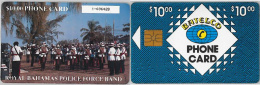 PHONE CARD BAHAMAS (E11.24.7 - Bahamas