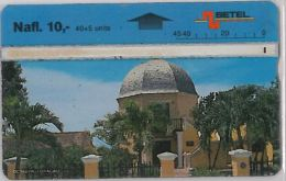 PHONE CARD ANTILLE OLANDESI (E11.25.4 - Antilles (Netherlands)