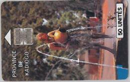 PHONE CARD BURKINA FASO (E12.1.5 - Burkina Faso