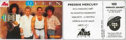 PHONE CARD CECOSLOVACCHIA (E12.15.7 - Czechoslovakia