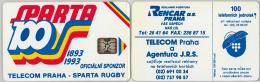 PHONE CARD CECOSLOVACCHIA (E12.16.1 - Czechoslovakia