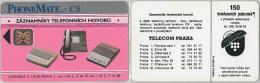 PHONE CARD CECOSLOVACCHIA (E12.16.2 - Czechoslovakia