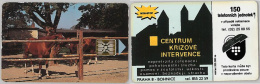 PHONE CARD CECOSLOVACCHIA (E12.16.3 - Czechoslovakia