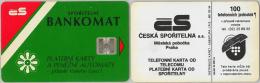 PHONE CARD CECOSLOVACCHIA (E12.16.5 - Czechoslovakia