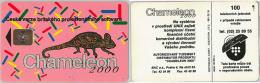 PHONE CARD CECOSLOVACCHIA (E12.16.7 - Czechoslovakia