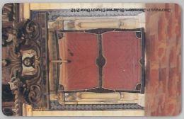 PHONE CARD GIORDANIA (E12.22.2 - Jordan