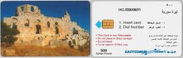 PHONE CARD SIRIA (E12.26.3 - Syria