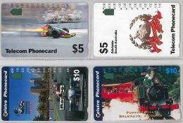 LOT 4 PHONE CARD AUSTRALIA (E14.1.5 - Australia