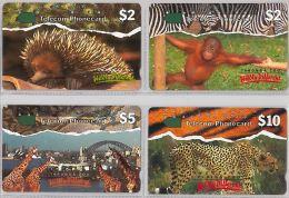 LOT 4 PHONE CARD AUSTRALIA (E14.2.1 - Australia