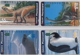 LOT 4 PHONE CARD AUSTRALIA (E14.2.5 - Australia