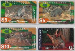 LOT 4 PHONE CARD AUSTRALIA (E14.3.1 - Australia