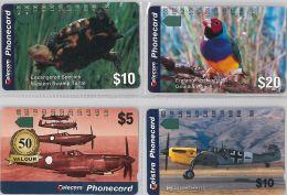 LOT 4 PHONE CARD AUSTRALIA (E14.3.5 - Australia