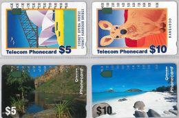 LOT 4 PHONE CARD AUSTRALIA (E14.4.5 - Australia