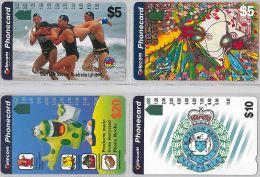 LOT 4 PHONE CARD AUSTRALIA (E14.6.1 - Australia