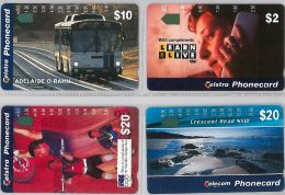 LOT 4 PHONE CARD AUSTRALIA (E14.6.5 - Australia