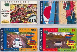 LOT 4 PHONE CARD AUSTRALIA (E14.7.1 - Australia