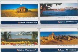 LOT 4 PHONE CARD AUSTRALIA (E14.8.1 - Australia