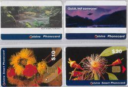 LOT 4 PHONE CARD AUSTRALIA (E14.8.5 - Australia