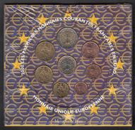 FRANCE  EURO SET 2002 BU - Frankrijk
