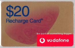 PREPAID PHONE CARD AUSTRALIA-VODAFONE (E14.12.1 - Australia