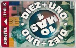 PHONE CARD PERU' (E14.16.4 - Peru