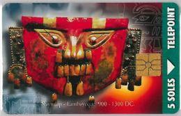 PHONE CARD PERU' (E14.16.5 - Peru