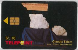 PHONE CARD PERU' (E14.18.3 - Peru
